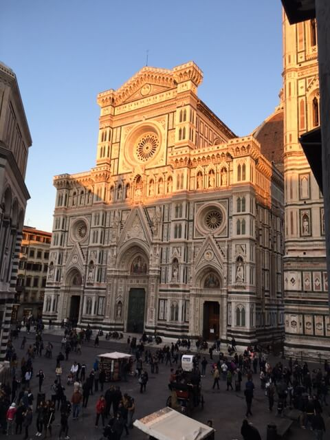 Florence Dome Sunrise