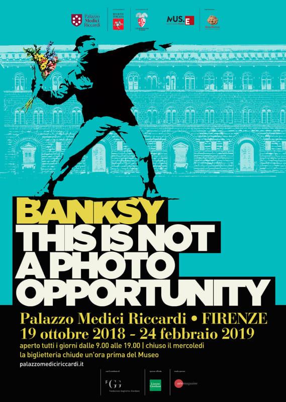 Bansky - Firenze